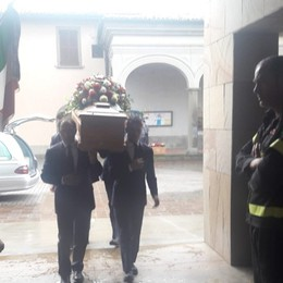 L'addio alla pensionata di Loreto Morta cadendo nel torrente a Lizzola