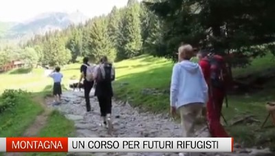 Montagna - Un corso per diventare rifugisti