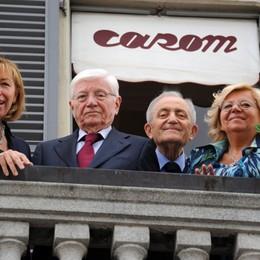 Bergamo dice addio a Carlo Volpi  Una vita per il negozio di famiglia