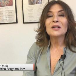 Bergamo Jazz, la nuova era della De Vito «Un tocco di femminilità, ma niente quote rosa»