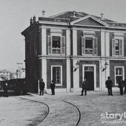 In viaggio tra passato e futuro alla stazione dell'antica ferrovia