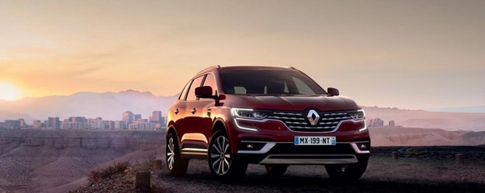 Renault Koleos si rinnova