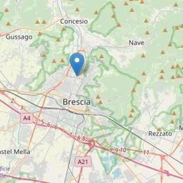 Lieve scossa di terremoto nella notte  Epicentro in città a Brescia