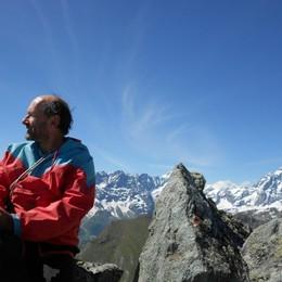 Orobie, al via la rassegna «Crocevia» L'alpinista Enrico Camanni ad Astino