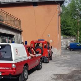 Soccorsi in azione in Val Vertova L'allarme per due ragazze di 17 anni