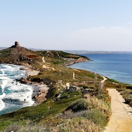 «La Sardegna a giugno...»