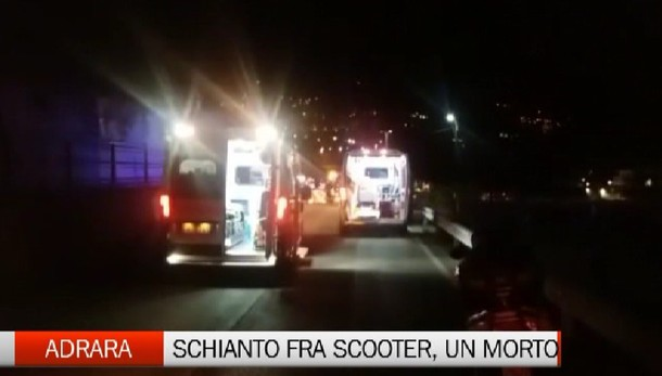 Scontro fra scooter, muore 38enne