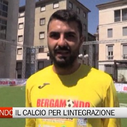 Calcio e integrazione, al via il 13° Bergamondo