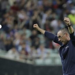 Juve, c'è l'annuncio ufficiale  Sarri allenatore fino al 2022