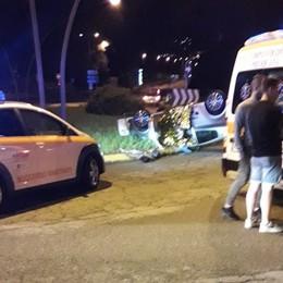 Tragico schianto in auto a Clusone Muore ragazzo di 19 anni