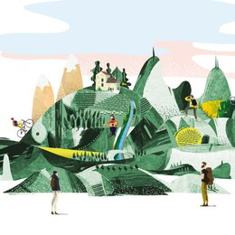 «Dirama», tutte le forme della natura A Bergamo 15 giorni dedicati all'ambiente