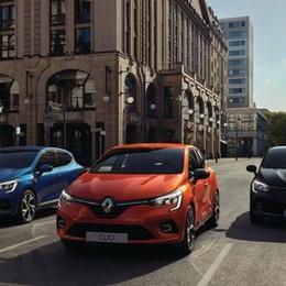 Nuova Renault Clio alla quinta serie