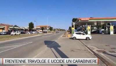 Terno: travolto e ucciso un carabiniere