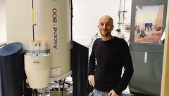 Zurigo, San Francisco, Parigi Andrea, biologo «senza confini»