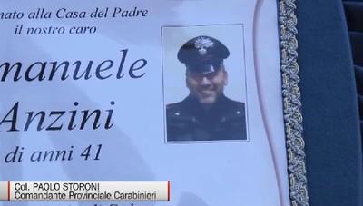 La morte di Emanuele Anzini, il ricordo e le testimonianze