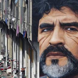 L'altra Napoli, street art e i capolavori del Romeo