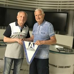 Panza, duemila partite dal vivo «Il primo gol visto? Nova nel '66»