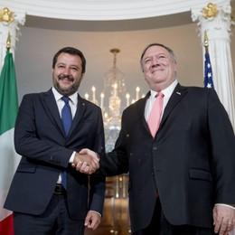 Se l'amicizia americana ci allontana dall'Europa
