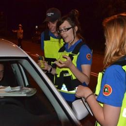 Stragi, la prevenzione «On The Road» 18enni (e genitori) con la Polizia Locale