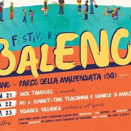 Baleno Festival  in Malpensata