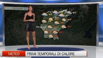 Meteo, le previsioni per giovedì 20 giugno