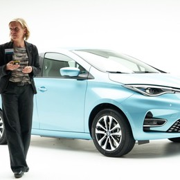 Nuova Renault ZOE 100% elettrica