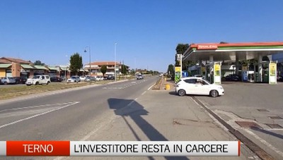 Travolge e uccide Carabiniere: resta in carcere
