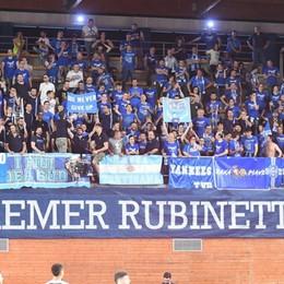 Remer in campo contro il Treviso Oggi occorre ripetere l'ultimo exploit