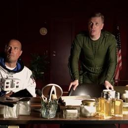 A «Falene» il Nastro d'Argento Il corto su Armstrong parla bergamasco