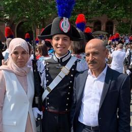 Badar, il primo carabiniere musulmano  «Nell'Arma per combattere il terrorismo»