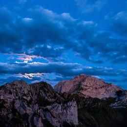 «Il fascino della montagna...»
