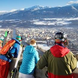 Tirolo, Ski plus city pass Sci, cultura e benessere