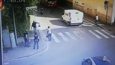 Bergamo, nigeriano si scaglia contro connazionale e lo fa arrestare