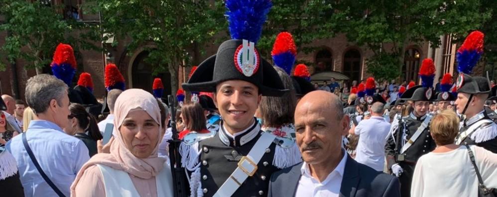 Carabiniere islamico e la nuova italianità
