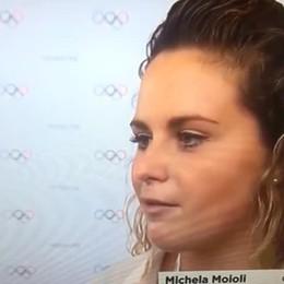 Olimpiadi, la gioia di Michela Moioli Intervistata da RaiNews: «Ci sarò»