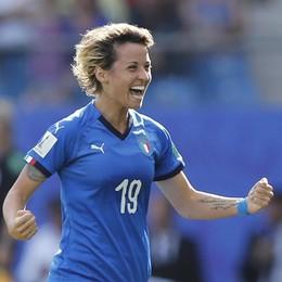 Calcio, Mondiali donne: Italia ai quarti In gol la bergamasca Valentina Giacinti