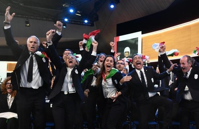 La gioia italiana