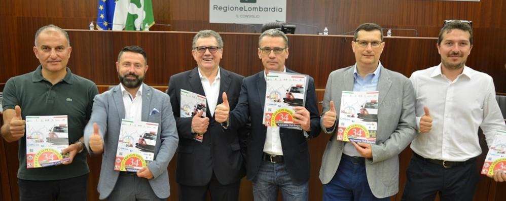 Weekend con  il «Rally Prealpi Orobiche» La 34ª edizione torna in Valle Imagna