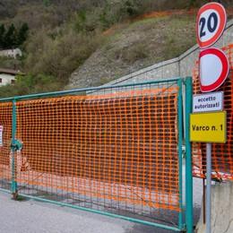 Variante di Zogno Tunnel senza uscita