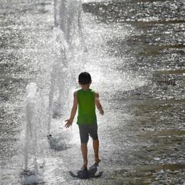 Giornata da record per il caldo Piano speciale dalla Regione Lombardia
