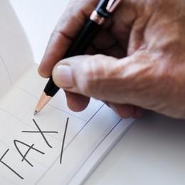 Il taglio tasse è solo uno slogan