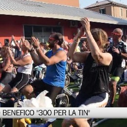 Bergamo, l'evento benefico 300 per la TIN
