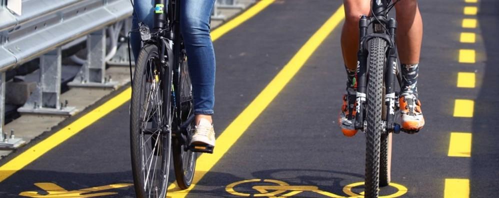 Ponti, incroci e percorsi ciclopedonali Dalla Regione 1 milione in Bergamasca