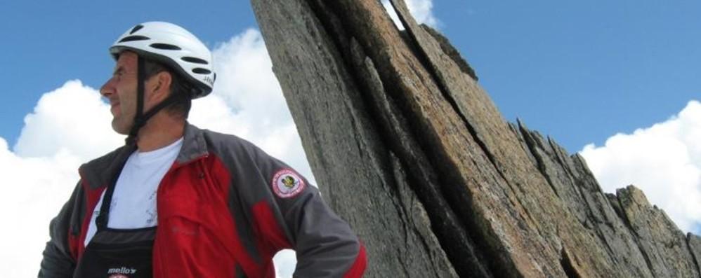 Esperto scalatore, amante dei monti Lovere piange Sergio Polloni