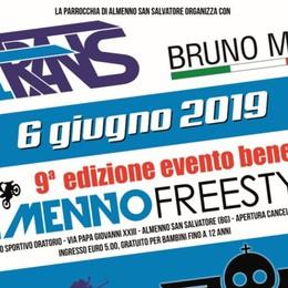 Motocross e musica C'è l'«Almenno Freestyle»