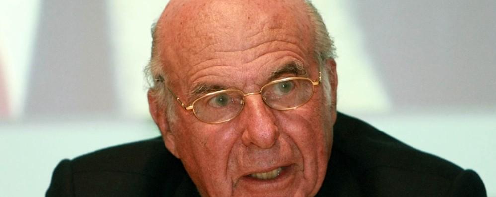 Lutto a Bergamo È morto l'avvocato Giavazzi