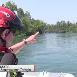 Pattugliamento sul fiume Adda, ecco i punti più pericolosi