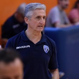 «Sognamo di portare coach Calvani» Parla D'Orta, direttore del Bergamo