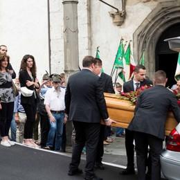 L'amore per le vette e la famiglia Lovere, ultimo saluto a Polloni