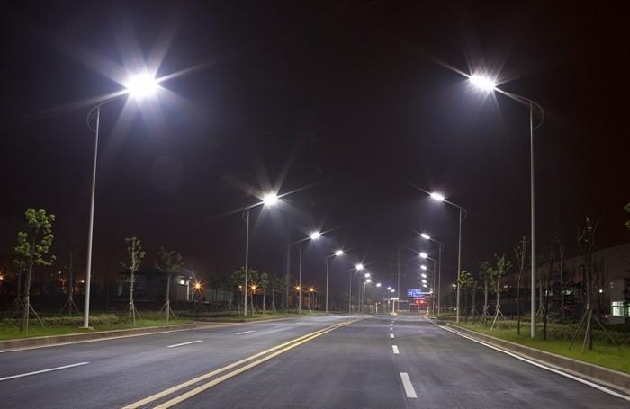 L'illuminazione stradale con luci a led